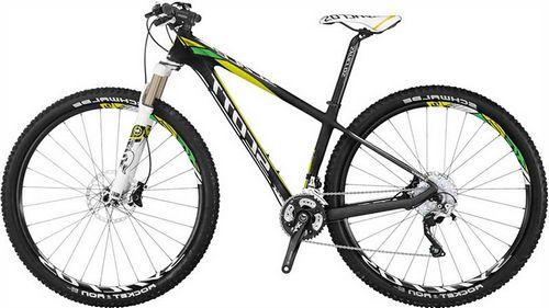 Горные велосипеды найнеры с колёсами 29 дюймов для туризма