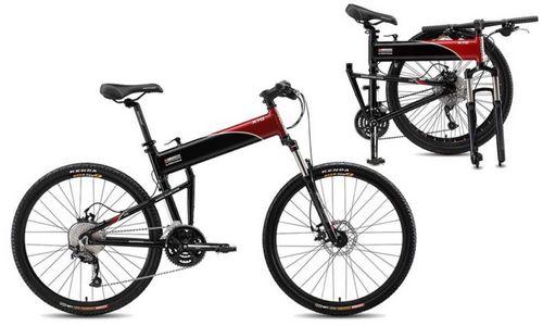 Горный складной велосипед