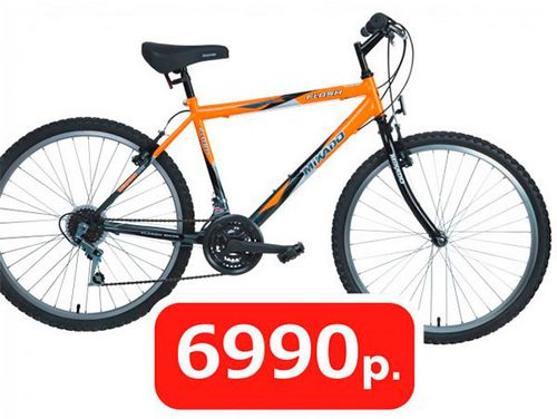 Горный велосипед mikado flash — характеристика модели и отзывы