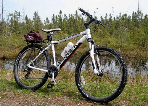 Горный велосипед трек 3700 — описание модели и отзывы