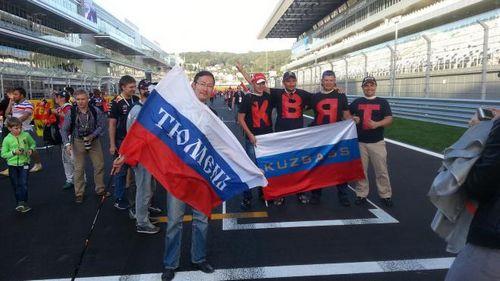 Гран-при формулы-1 в россии: тюменцы побывали на гонках в сочи