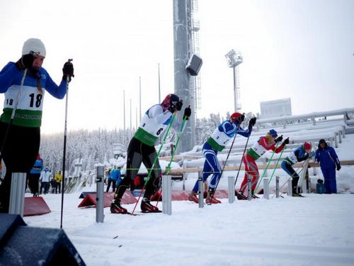 Ханты-мансийск готовится к лыжному марафону