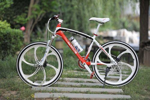 Хотите быть стильными? тогда велосипед на литых дисках — это для вас