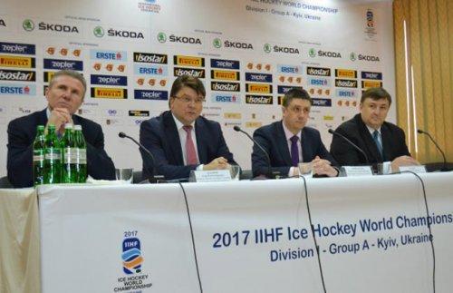 Игорь жданов: дворец спорта готов к чм по хоккею-2017 в дивизионе 1а - «хоккей»