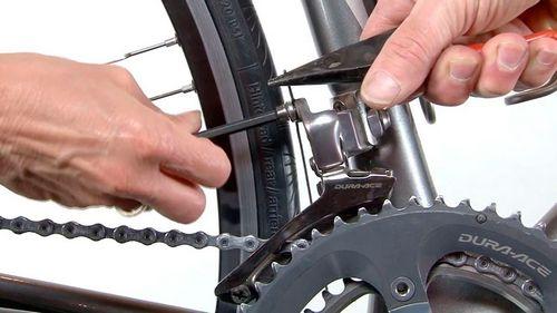 Инструкция по регулировке переключателя скоростей на велосипеде