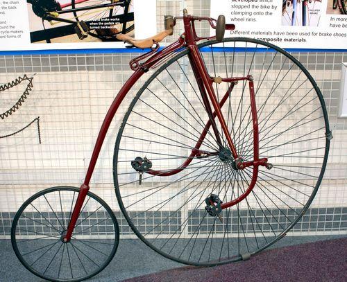 История возникновения и развития велосипеда. кто изобрел первый велосипед