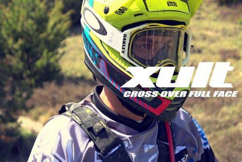 Ixs представили новый фуллфейс xult