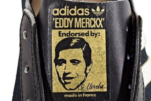 Эдди меркс и велотуфли adidas