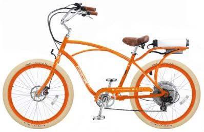 Электрические велосипеды с регенеративным торможением