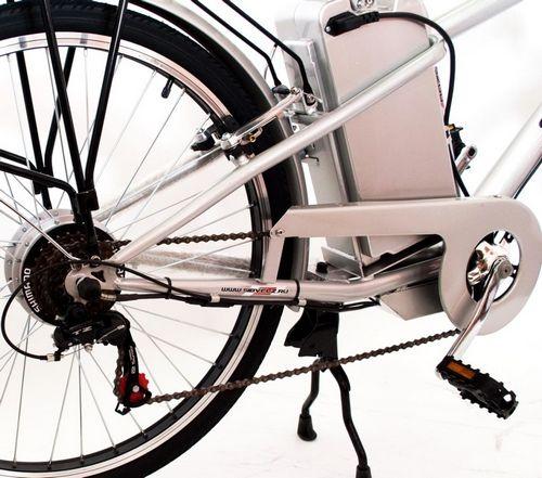 Электродвигатель — экологическое решение для вашего велосипеда