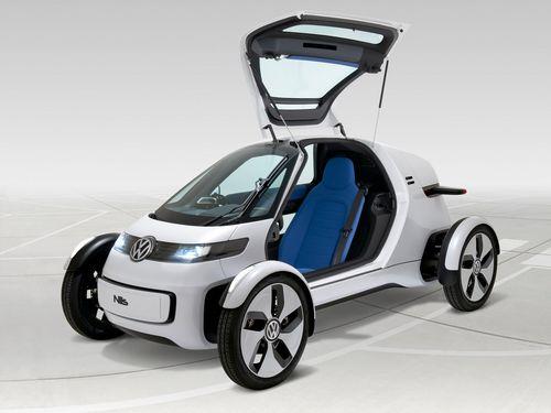 Электромобиль - мечта любого ребенка!
