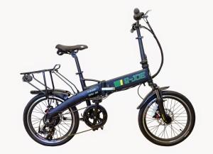 Электровелосипед e-joe epik se
