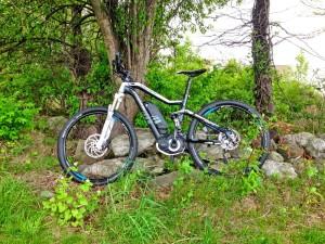 Электровелосипед haibike xduro fs rx 27.5