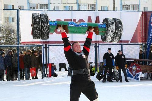 Югорчанин представит россию на турнире по силовому экстриму arctic man