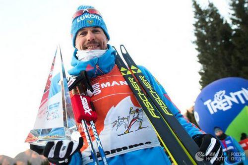 Югорский лыжник сергей устюгов стал победителем престижной гонки тур де ски