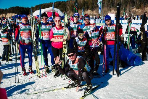 Югорский лыжный марафон претендует на большой успех