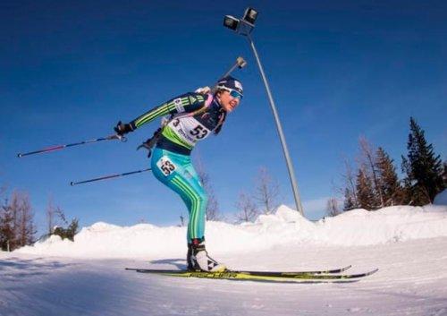 Юлия джима: личным победам очень радуюсь - «биатлон»