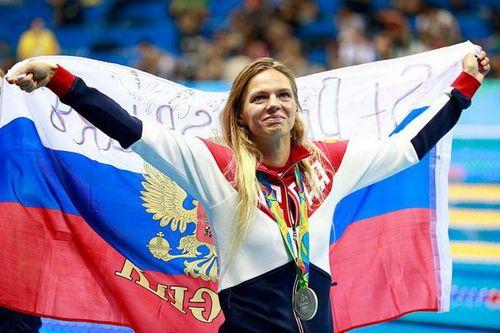 Юлия ефимова после рио попросила у газпрома и сбербанка денег на клуб