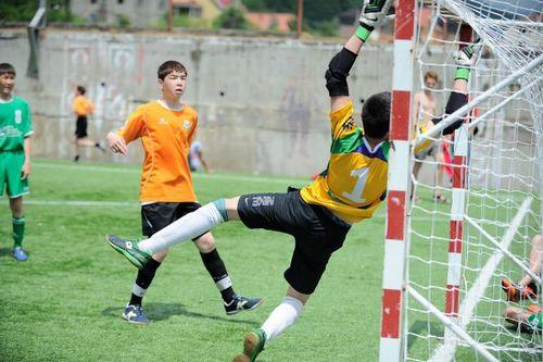 Юные футболисты детских домов тюмени начинают борьбу за право поехать в сочи