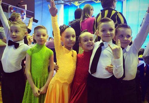 Юные тюменские танцоры прибоя вернулись с медалями из челябинска