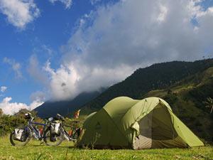 Как ночевать в палатке в европе и не платить денег
