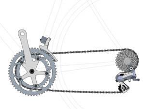 Как правильно переключать передачи на велосипеде?