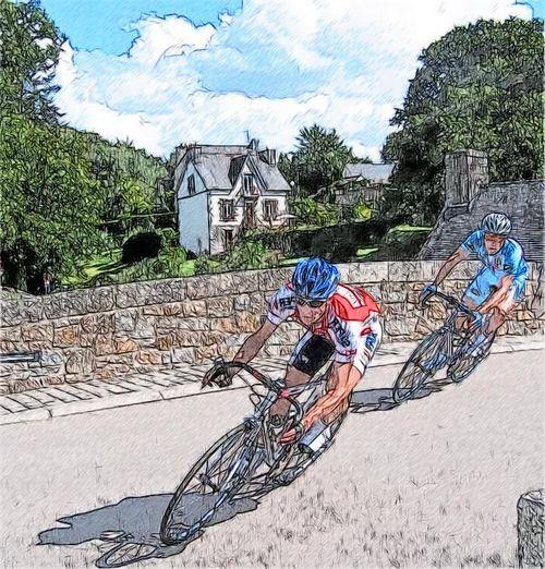 Как правильно проходить повороты на велосипеде
