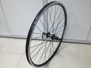 Как правильно разобрать заднее колесо велосипеда?
