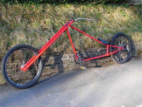 Как своими руками недорого собрать велосипед чоппер (круизёр)