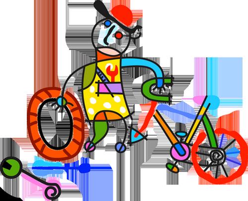 Как ухаживать за велосипедом