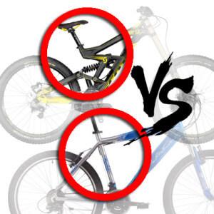 Как выбрать двухподвесный велосипед