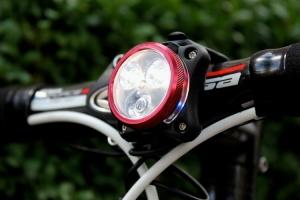 Как выбрать фонарик для велосипеда?