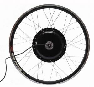 Как выбрать электрическое колесо для велосипеда?