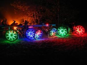 Как выбрать подсветку для велосипеда?