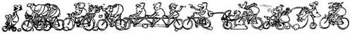 Как выбрать раму для туристического велосипеда