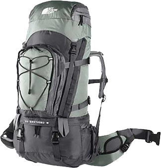 Как выбрать туристический рюкзак для велопоходов