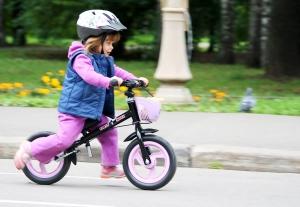 Как выбрать велосипед ребенку по росту?