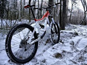 Каким должен быть зимний велосипед