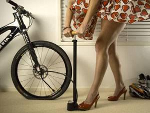 Какое должно быть давление в шинах велосипеда?