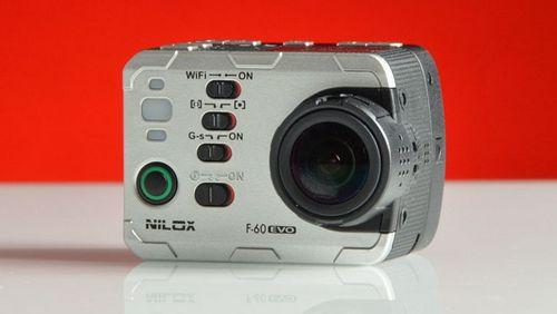 Камера nilox f-60 evo появится на борту винченцо нибали