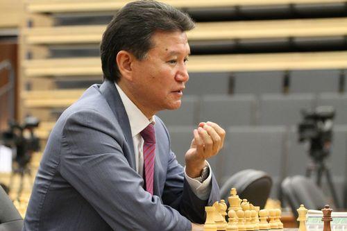 Кирсан илюмжинов вновь стал президентом международной шахматной федерации (фиде)