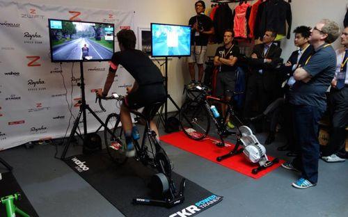 Компьютерный симулятор zwift даст шанс попасть в профессиональную велокоманду