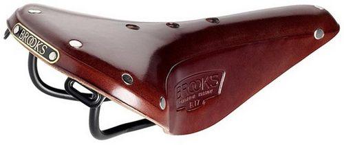 Кожаные сёдла brooks b17 narrow и narrow imperial для шоссейного и горного велосипеда