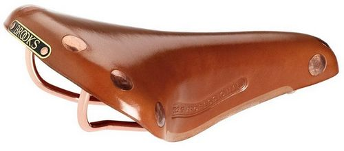Кожаные сёдла brooks team pro chrome, copper, titanium, classic, s chrome, s copper и finesse titanium для шоссейного и горного велосипеда