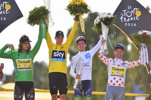 Крис фрум выиграл тур де франс 2016