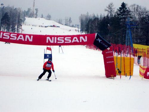 Кубок губернатора по сноуборду отправился в снежинск