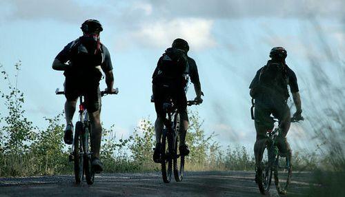 Куда лучше поехать в россии кататься на велосипеде