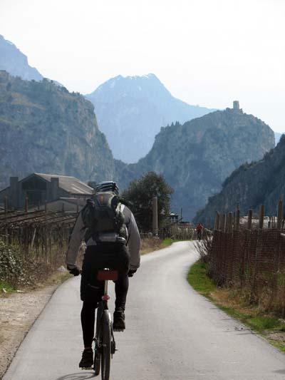 Куда лучше съездить в сентябре в велосипедный поход