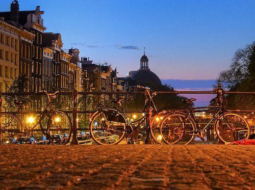 Куда можно поехать заграницу в путешествие на велосипеде