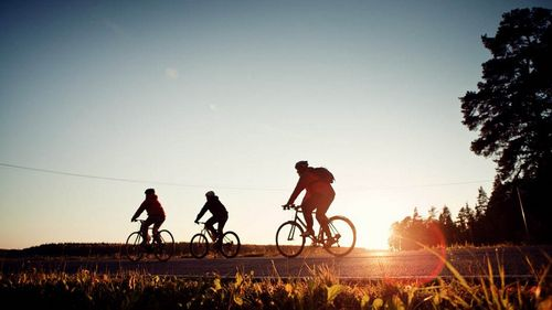 Куда съездить в ноябре в поход на велосипеде